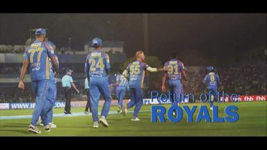 Rajasthan Royals: Return of the Royals