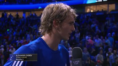 Zverev: It was an intense game