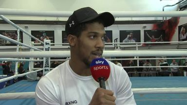Joshua: I asked for extra rounds
