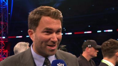 Hearn: We'll try again with Wilder