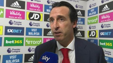 Emery: We were always in control