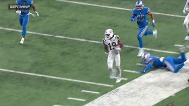 Roberts scores 78-yard punt return TD