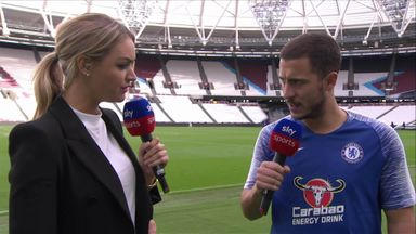 Hazard: I feel 200 per cent!