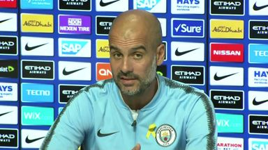 Pep says tiredness no excuse for City