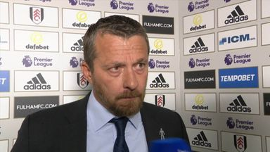 Jokanovic: A poor first half