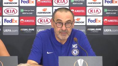 Sarri: We need to be more clinical