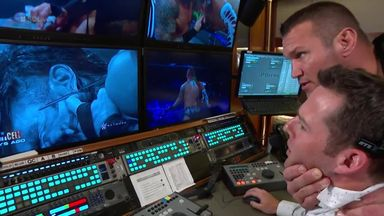 Orton reviews his assaults on Hardy