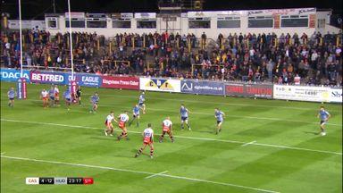 Castleford 44-12 Huddersfield