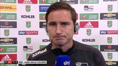 Lampard: I'm shell shocked!