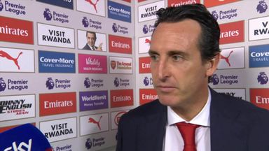 Emery 'not 100 per cent happy'