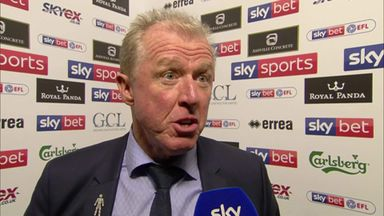 McClaren: We didn't get a break