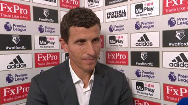 Gracia: We are enjoying the moment