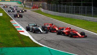Race Highlights: Italian GP
