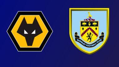 Wolves v Burnley