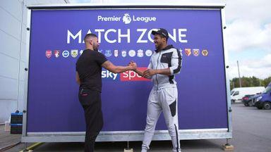 AJ: Match Zone