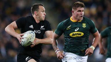 Rugby Championship Hlts: NZ v SA