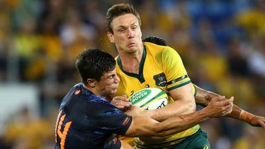 Rugby Championship Hlts: Aus v Arg