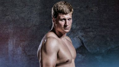 Behind the Ropes: Povetkin
