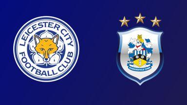 Leicester v Huddersfield