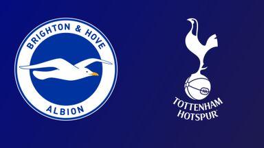 Brighton v Tottenham