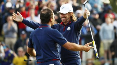 Ryder Cup 2018 - Day One