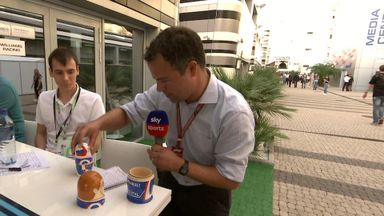 Ted's Qualifying Notebook - Russia