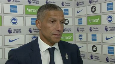 Hughton: Delighted to get late point