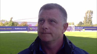 Robins proud of deserved win