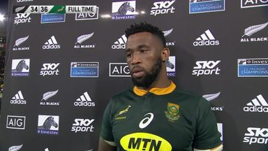 Kolisi: We showed what we can do