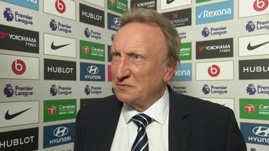 Warnock: Chelsea's quality showed through
