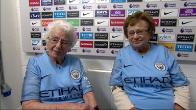 Special day for City super fans