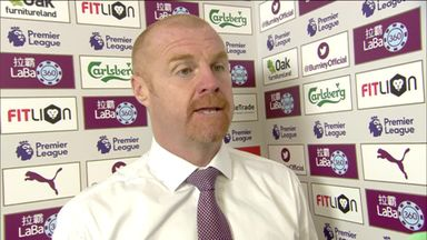 Dyche: It's just the start