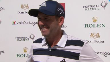 Garcia: Confidence high for Ryder Cup
