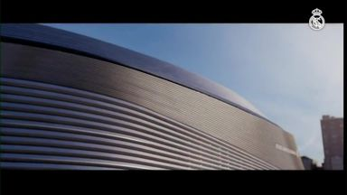 WATCH: Madrid's new-look Bernabeu