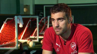 Sokratis: Arsenal need time
