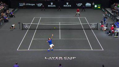 Federer v Kyrgios