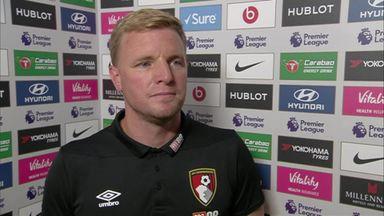 Howe: We had good opportunities
