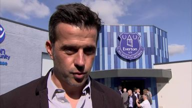 Silva: Too early to talk Everton legacy