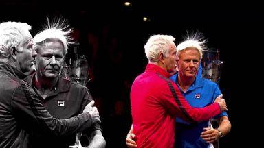 McEnroe: Borg was my greatest rival