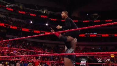 Bobby Lashley clashes with Elias