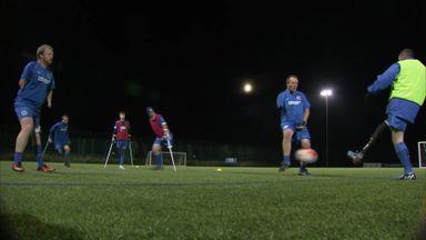 Amputee FC thriving at Brighton