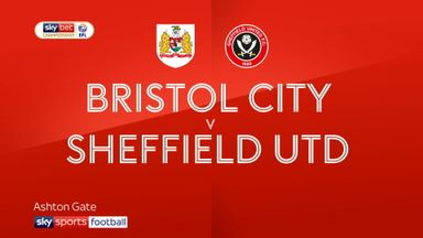 Bristol City 1-0 Sheffield United