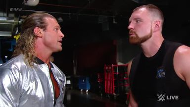 Ziggler tries to get inside Ambrose's head