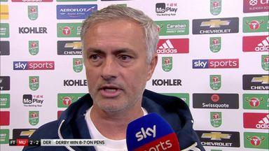 Jose denies Pogba rift