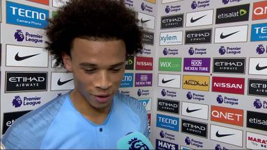 Sane's perfect end to the week