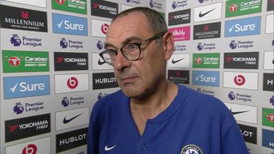 Sarri: Hazard is very important