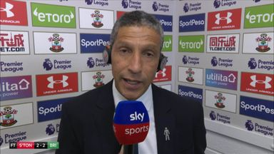 Hughton: We deserved a point