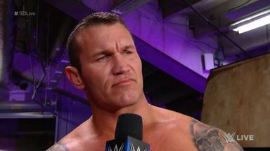 Why did Orton attack Dillinger?
