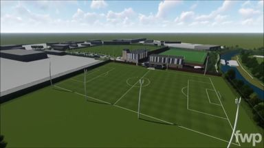 Terriers' £20m training ground plans