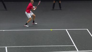 Djokovic v Anderson: Highlights